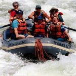 White water rafting guide training by Dvorak Expeditions
