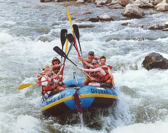 great deals on family rafting and kayaking trips