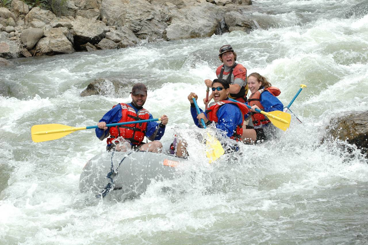 The Brown Canyon rapids are almost as thrilling as Obama declaring it a National Monument