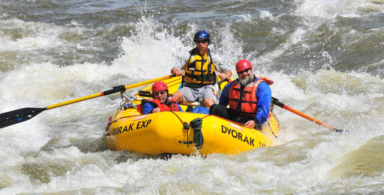 Rafting the Arkansas River through Bfowns Canyon will continue for generations to come.