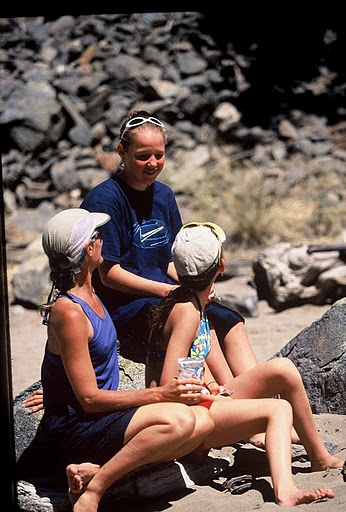 Family friendly river rafting trips on Colorado River: Little Gore Canyon with Dvorak Expeditions