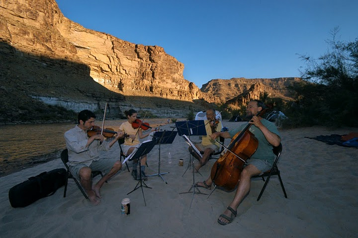 Unique Musical River Rafting and Kayaking Adventures with DVK