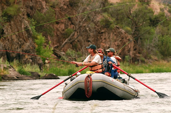 The ultimate fly fishing trips with dvorak expeditions for Colorado fishing trips