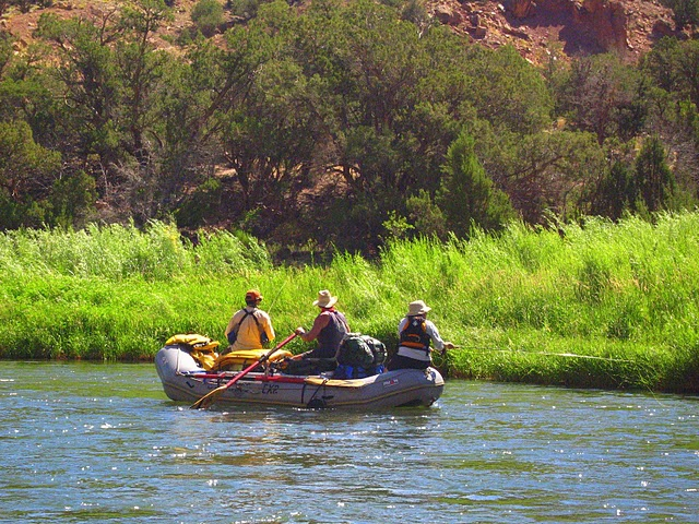 Gunnison river fly fishing dvorak expeditions 35 dvorak for Gunnison river fly fishing