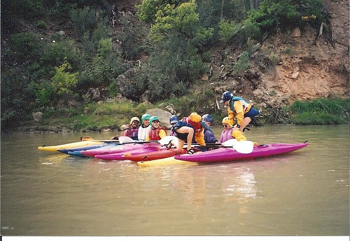 You'll never be paddling alone on a Dvorak white water and kayaking adventure.