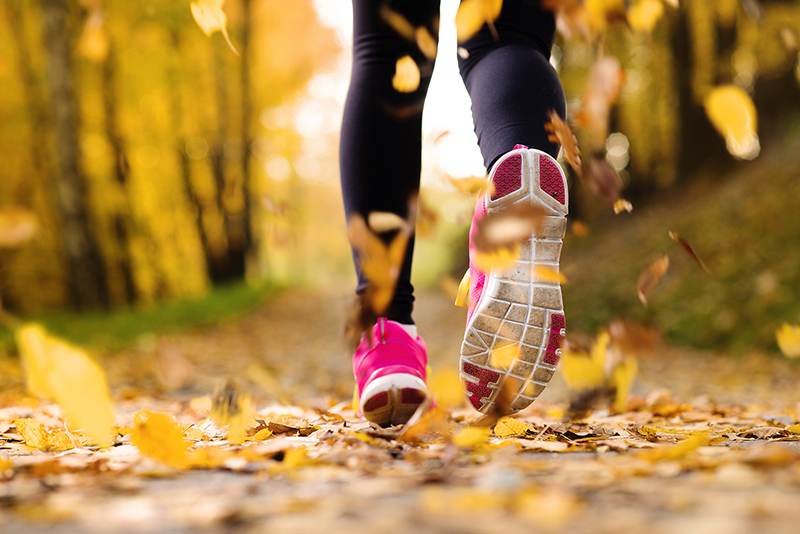 Exercising in the cold makes you run faster and burn more calories