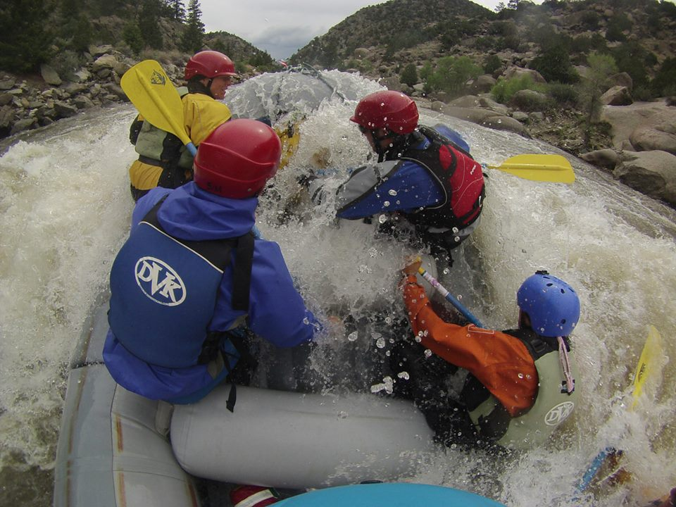 Apply for a summer internship with Colorado's first licensed outfitters. Learn to navigate the rivers from one of the country's best outdoor whitewater rafting guide companies: Dvorak Expeditions