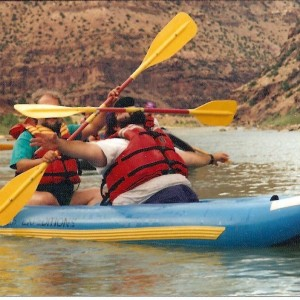 Private and group paddling lessons in Colorado