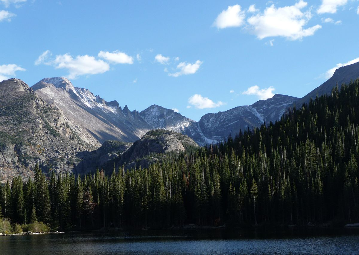 Rocky_Mountain_National_Park_Glacier_Gorge_from_Bear_Lake