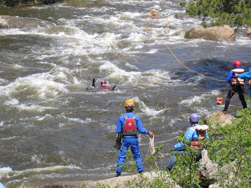 dvorak expeditions swiftwater rescue course