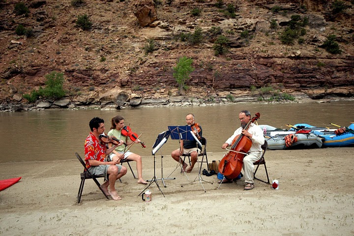 classical music journey on the green river with dvorak expeditions
