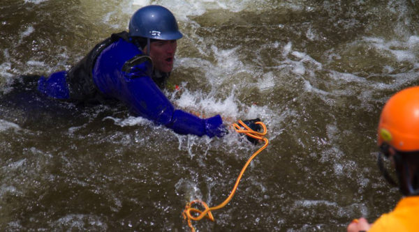 River Rescue Course Pro | 3 Days | RRCP