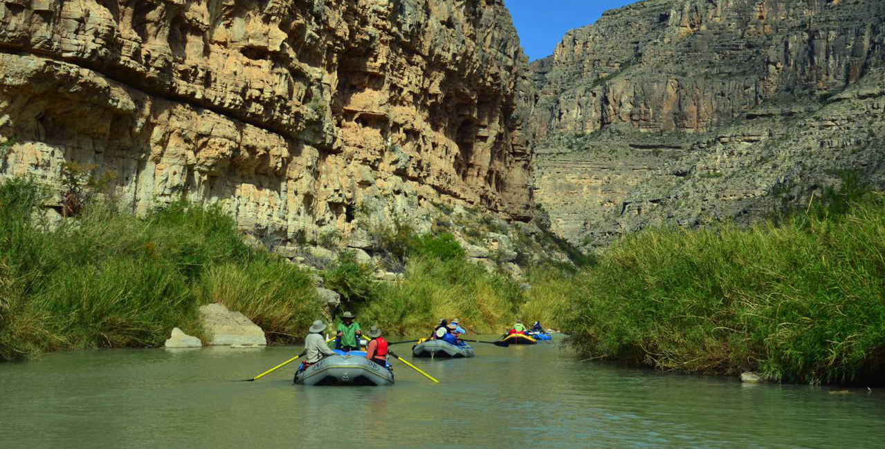 rafting the rio grande river with dvorak expeditions