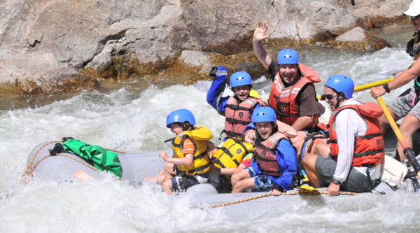 little gore canyon family rafting trip with dvorak expeditions