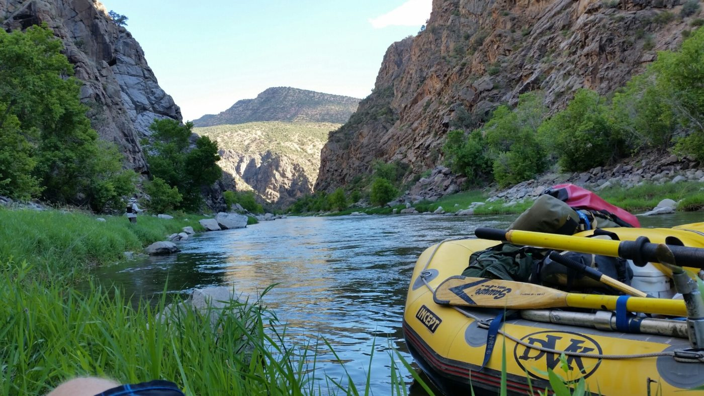 overnight river trip with dvorak expeditions