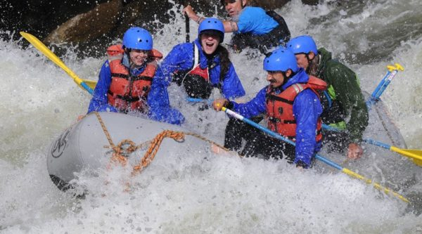 whitewater rafting trips with dvorak expeditions